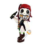 Calaveritas Mexican Day of the Dead Figure Pirate 11 cm