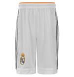 2013-14 Real Madrid Adidas Home Shorts