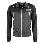 2013-14 Rangers Puma Walkout Jacket (Black)