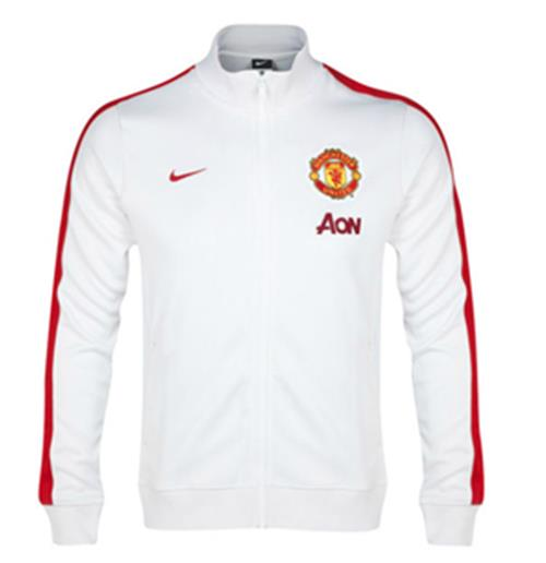 File:Red Nike Portugal N98 Men's Soccer Track Jacket rear