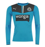 2013-14 Newcastle Away Goalkeeper Shirt (Blue)
