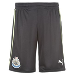 2012-13 Newcastle 3rd Puma Football Shorts (Kids)