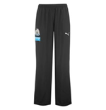 2013-14 Newcastle Puma Woven Pants (Black) - Kids