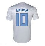 2013-14 Holland Nike Away Shirt (Sneijder 10)