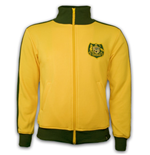 Australia 1970's Retro Jacket polyester / cotton