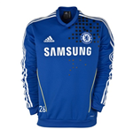 2011-12 Chelsea Adidas Training Sweat (Blue)